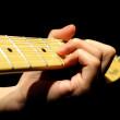 エレキギター弦の交換
