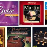 憶えておくべきアコースティックギター弦 4つの素材・タイプと特徴
