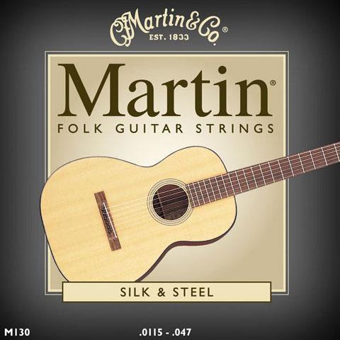 コンパウンド弦Martin M130