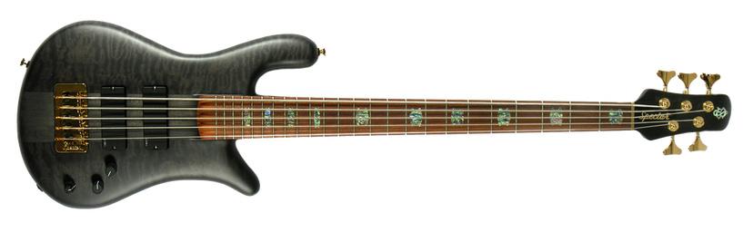 スペクターエクストラロングスケール5弦ベース