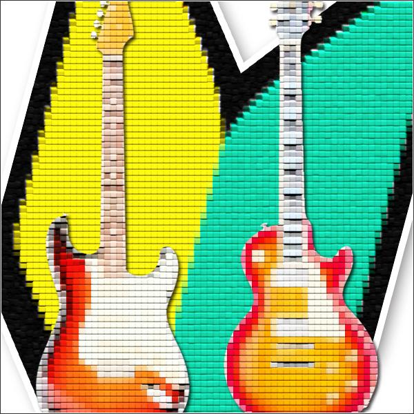 初心者向けのエレキギター