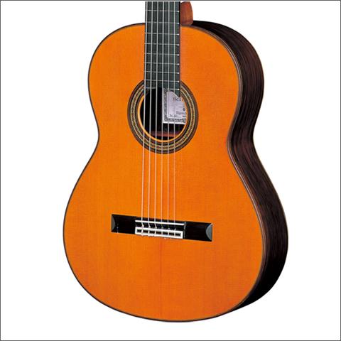 クラシックギターシダートップ材