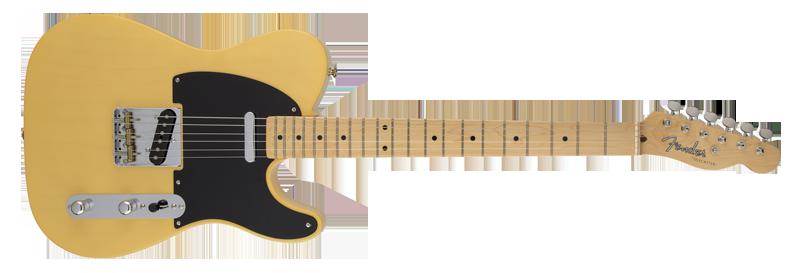 Fender52テレキャスター