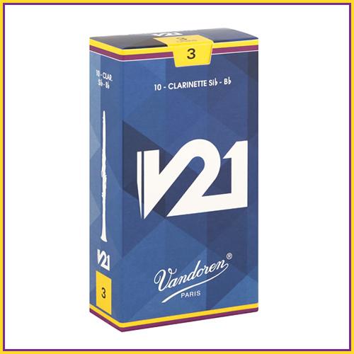 リード-Vandoren_V21シリーズ(クラリネット用)