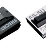 【ラッチ型とアンラッチ型の違い】 外部フットスイッチの使い分け 【BOSS FV-5L と FV-5U】