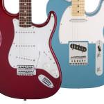 ストラトキャスターとテレキャスターの特徴と違い 【FENDER 2大エレキギター】