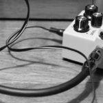 【エレキギター・ベース初心者向け】エフェクターのつなぎ方