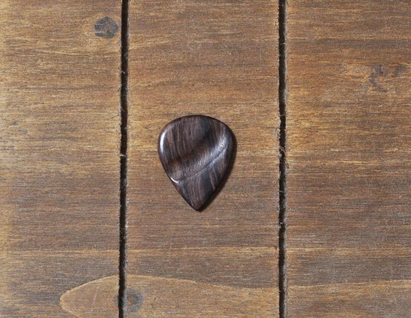 木製ピック(ローズウッド)